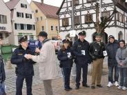 Krumbach: Beim kleinsten Verdacht 110 wählen