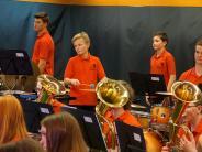 Krumbach: Mitreißendes Konzert der Jugendkapelle