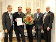 Versammlung: Robert Atzkern ist Ehrenmitglied
