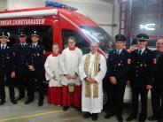 Ziemetshausen: Neuer Einsatzleitwagen für Ziemetshauser Feuerwehr