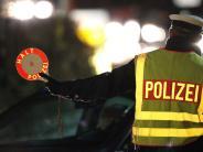 Kreis Günzburg: Polizeikontrolle in Leipheim: Auf der Suche nach Einbrechern