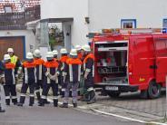 : Rauchende Asche: Einsatz in Waltenhausen
