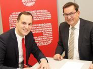 Günzburg: Der neue Sparkassenchef kommt aus Dillingen