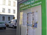 : Thannhausen hat ein neues Jobfenster