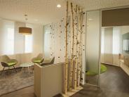 Münsterhausen: Banking mit Wohnzimmeratmosphäre