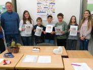 Literatur: Vincent siegt beim Vorlesewettbewerb