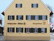 Balzhausen: Wie das Balzhauser Gemeindezentrum heißen soll