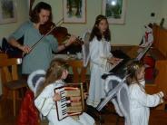 Weihnachten: Adventsfeier mit himmlischer Musik