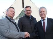 Krumbach: Zwei Kirchen sind vorerst geschlossen