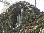 Langenneufnach: Mit dem Navi zur Gottesmutter