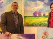 Krumbach: Eine neue Galerie in der Karl-Mantel-Straße