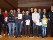Behördenfußball: Das Landratsamt gewinnt