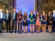 Ursberg: Großer Auftritt für Ursberger Gymnasiasten im Münchner Kaisersaal