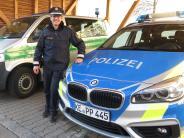 Krumbach: Krumbachs Polizei fährt jetzt in Blau