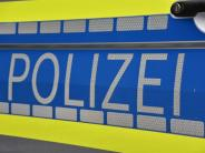 Balzhausen: Polizei umstellt Haus in Balzhausen