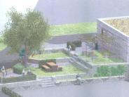 Krumbach: Gemeinsam am Juze einen Grillplatz bauen