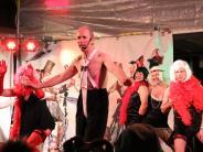 Krumbach: Cabaret, Rockmusik und Rollator beim Krumbacher Fasching