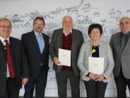 Ziemetshausen: Ehepaar Miller wird für soziales Engagement geehrt