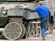 Bundeswehr: Materialmängel: Bundeswehr ist nur bedingt einsatzbereit