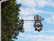 Gemeinderatssitzung: Schriftzug und Wappen für Balzhauser Rathaus