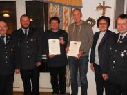 Wiesenbach: Fünf gut gemeisterte Einsätze bei der Feuerwehr