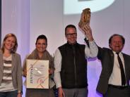 """""""Goldenes Pedal"""": Ein Preis für zwei Landkreise und ein Konzept"""