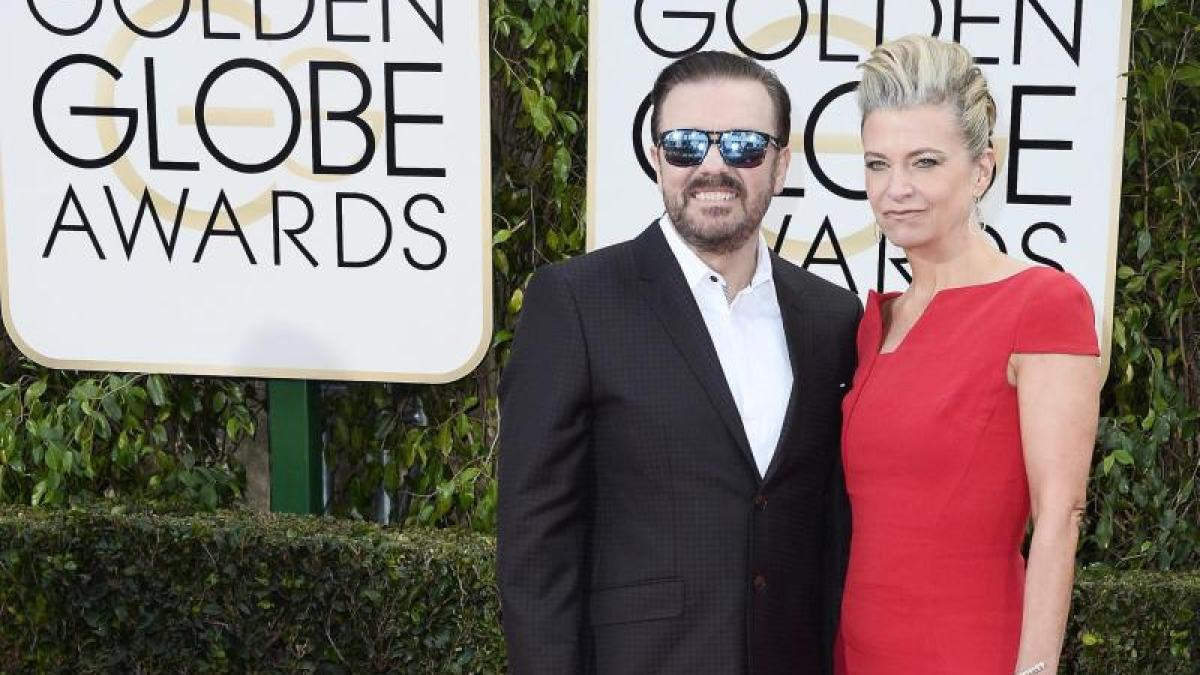 Film Golden Globes Stars auf dem roten Teppich  Kultur