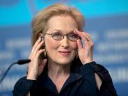 Berlinale 2016: Meryl Streep spielt in Berlin die Hauptrolle