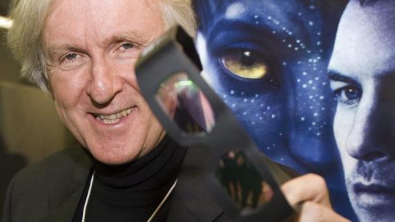 James Cameron gibt
