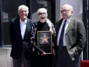 Film: TV-Star Barbara Bain mit Hollywood-Stern geehrt
