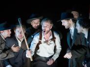 Theater: «Die Räuber» - Abschied von Theater-Regisseur Haußmann