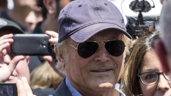 Film: Terence Hill nimmt Abschied von Bud Spencer