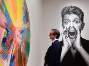 Leute: Sammler aus Leidenschaft: David Bowie und die Kunst