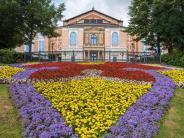 Eröffnung Bayreuther Festspiele: Nach Anschlag in München: Festspiele starten ohne Roten Teppich