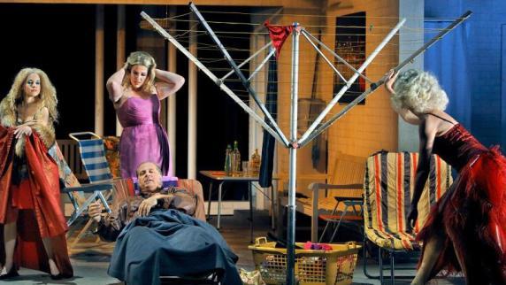 Musik: Keine Skandale: Das Bayreuther «Rheingold»