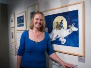 Von Fantasie und Umwelt: Cornelia Funke über neuen «Drachenreiter»