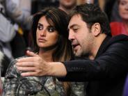 Stars im Doppelpack: Javier Bardem und Penélope Cruz drehen «Escobar»