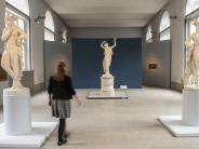 Ausstellung: Erstmals Canovas drei «Tänzerinnen» vereint