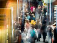 Weltgrößte Bücherschau zu Ende: Frankfurter Buchmesse mitBesucherzahl auf Vorjahresniveau