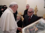 «Silence»: Papst empfängt Oscar-Preisträger Martin Scorsese