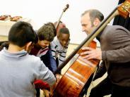 «Zukunftsmusik»: Kinder treffen Klassik-Stars in der Elbphilharmonie