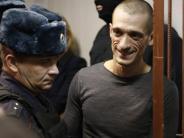 Ausreise: Aktionskünstler Pawlenski verlässt Russland