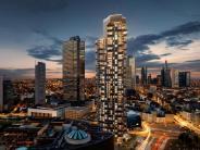 Neue Hochhäuser: Frankfurts Skyline bekommt Zuwachs