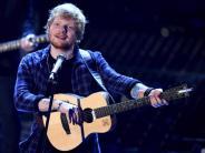 Britischer Sänger: Ed Sheeran knackt Streaming-Rekord in Deutschland