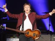 Klage eingereicht: Paul McCartney will Beatles-Songrechte zurückholen
