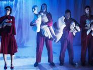 Uraufführung: Wie Brecht unter die Clowns fiel