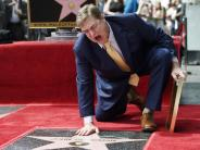 : John Goodman enthüllt Stern auf dem «Walk of Fame»
