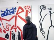 Retrospektive: Große Penck-Ausstellung in Südfrankreich