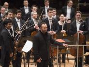 Berliner Philharmoniker: Rauschender Beifall für Dirigent Kirill Petrenko