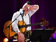 Unplugged unterwegs: Liebeslieder in Lederhosen: Andreas Gabalier startet Tour